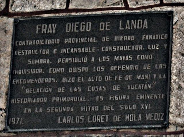 Fray Diego de Landa - Maldita Cultura Magazine