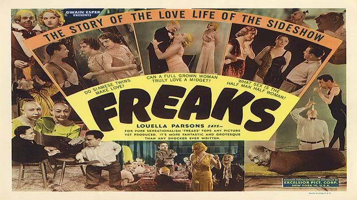 Tod Browning Freaks - Maldita Cultura Magazine
