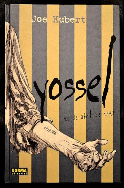 Yossel Joe Kubert cómic - Maldita Cultura Magazine