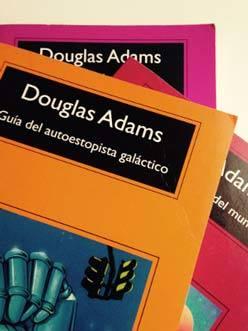 Douglas Adams títulos Maldita Cultura Magazine