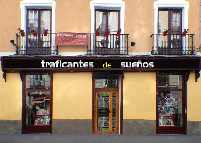 Traficantes-Front