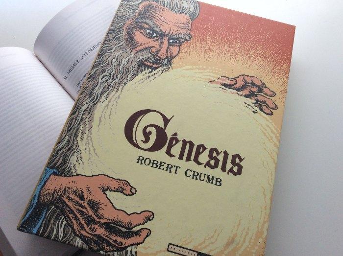 Génesis Robert Crumb - Maldita Cultura Magazine