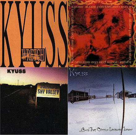 Kyuss Covers - Maldita Cultura Magazine