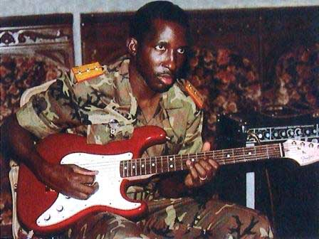 Thomas Sankara Che - Maldita Cultura Magazine