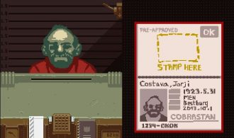 Papers Please videojuego - Maldita Cultura Magazine
