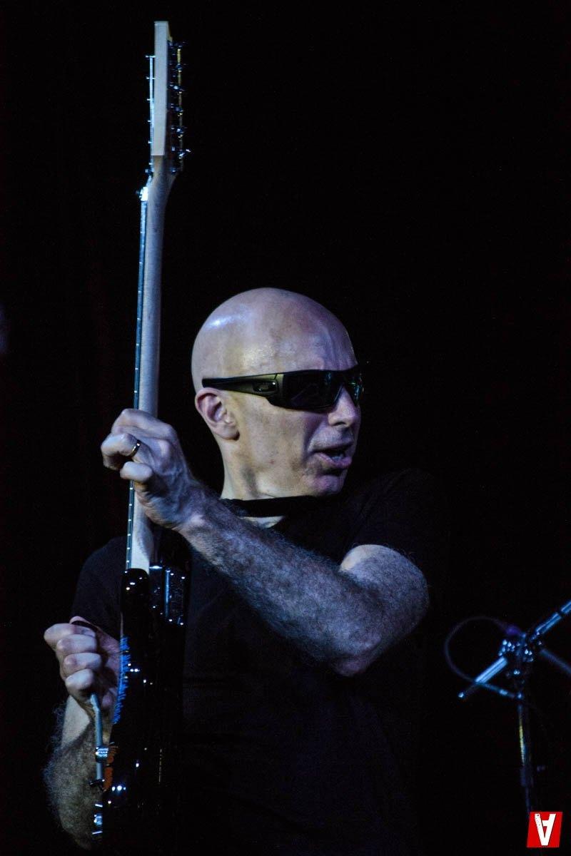 Joe Satriani - Maldita Cultura Magazine
