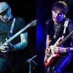 Joe Satriani y Steve Vai: Cruce de caminos