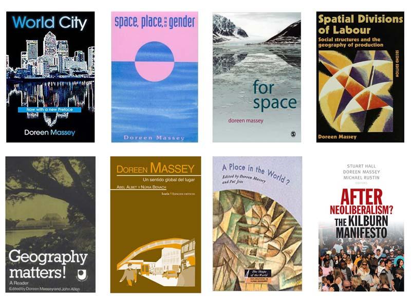 Doreen Massey Geografía crítica - Maldita Cultura Magazine