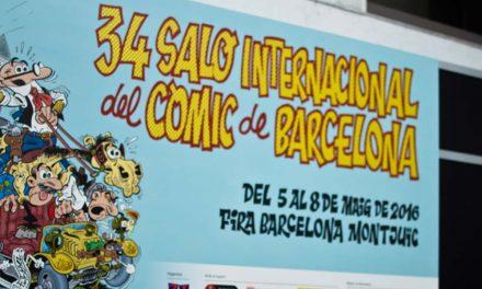 Salón del Cómic de Barcelona 2016