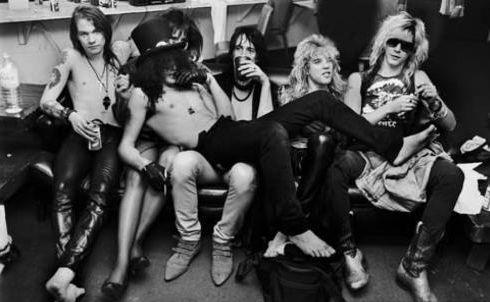 Guns N' Roses - Maldita Cultura Magazine