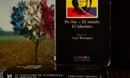 Fernando Arrabal: Más allá del milenarismo