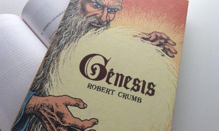 El Génesis según Crumb