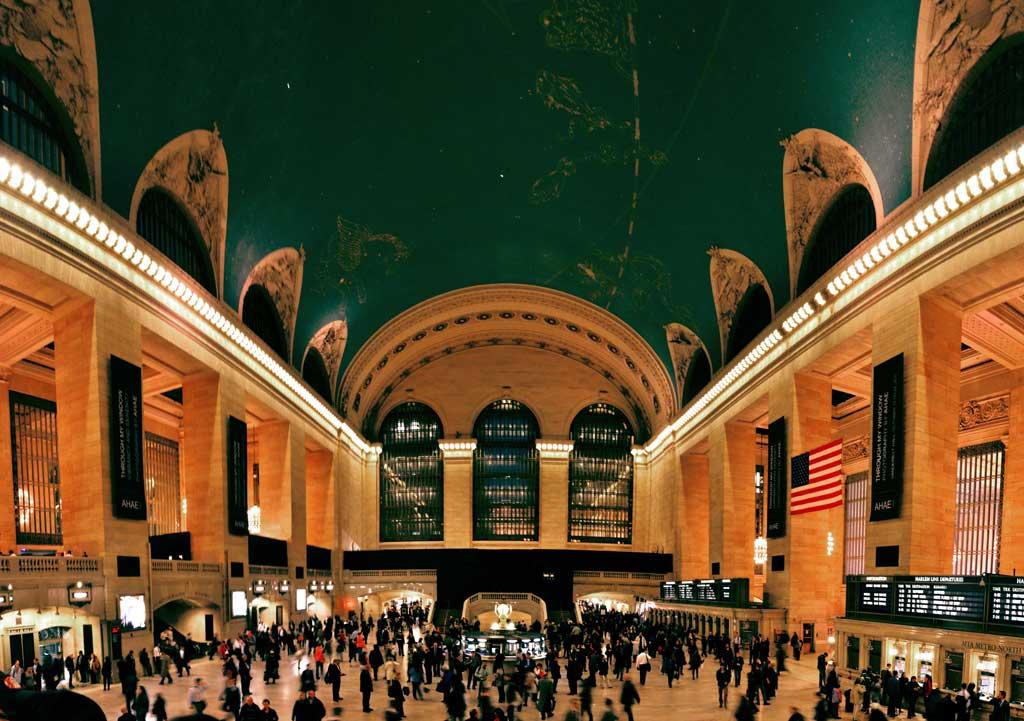 Nueva York Grand Central Manhattan - Maldita Cultura Magazine