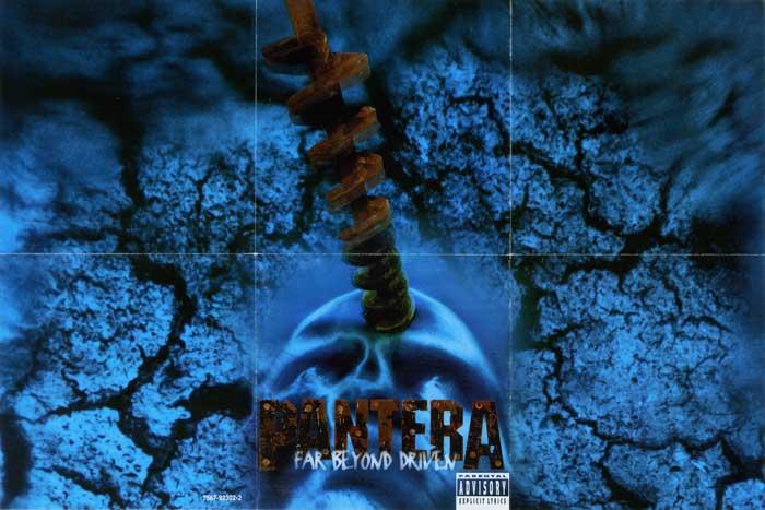 Pantera Far Beyond Driven - Maldita Cultura Magazine