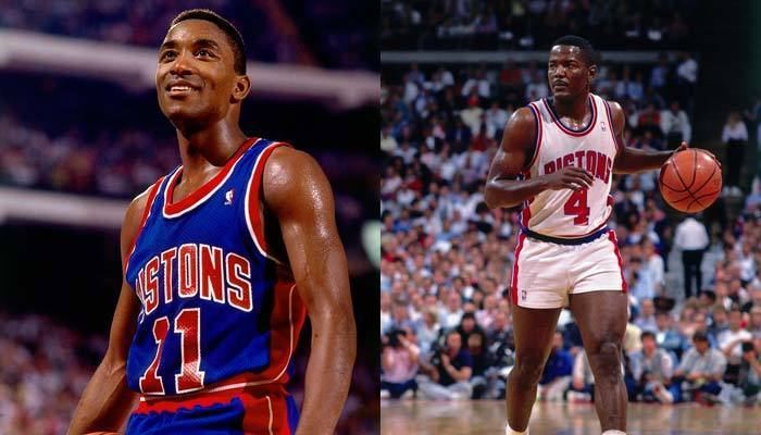 One Club Player NBA Pistons Bad Boys Basket - Maldita Cultura Magazine