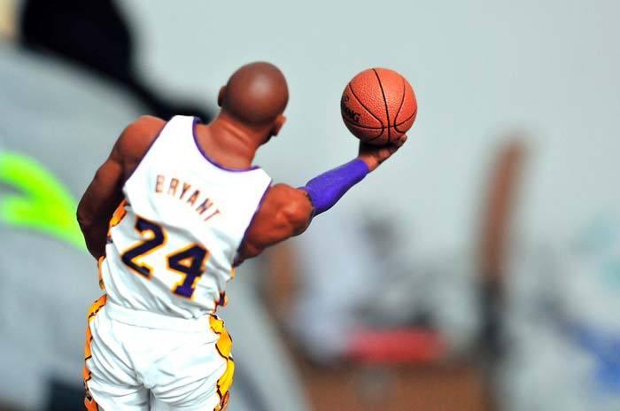 One Club Player NBA Kobe Lakers Basket - Maldita Cultura Magazine