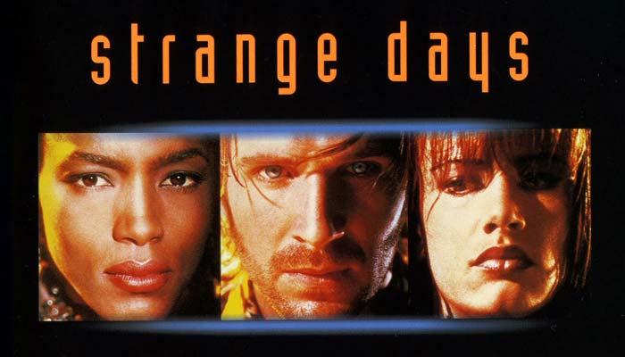 Strange Days Kathryn Bigelow película - Maldita Cultura Magazine