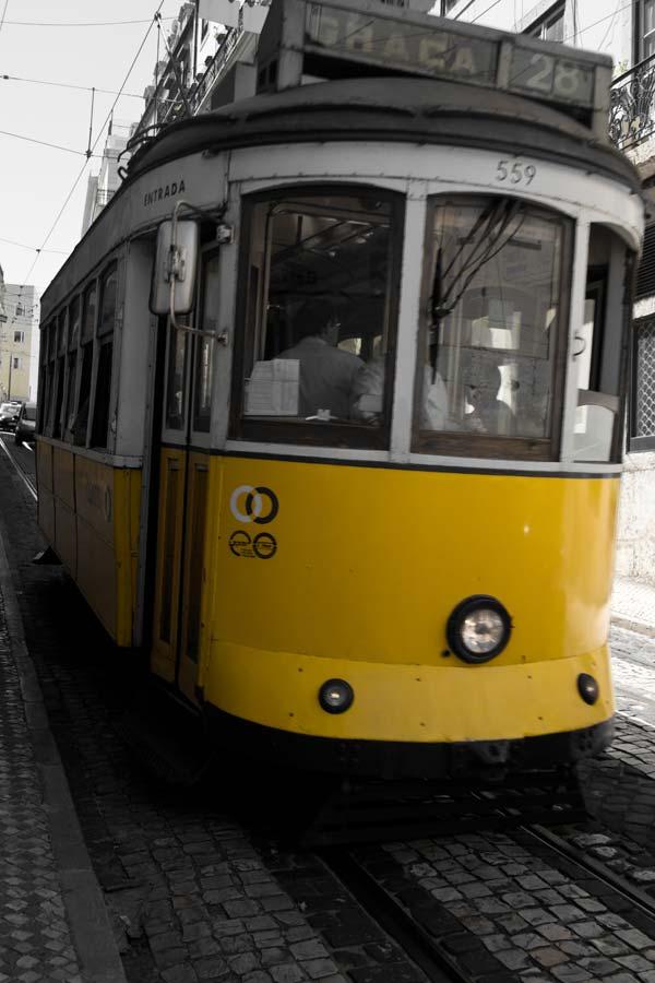 Tranvía Lisboa - Maldita Cultura Magazine