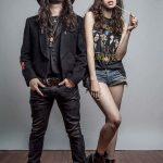 Sean Lennon and Charlotte Kemp Muhl Esteban Calderon Maldita Cultura Magazine