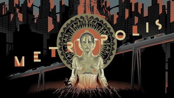Metropolis Fritz Lang - Maldita Cultura Magazine