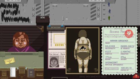 Papers Please videojuego - Maldita Cultura Magazine