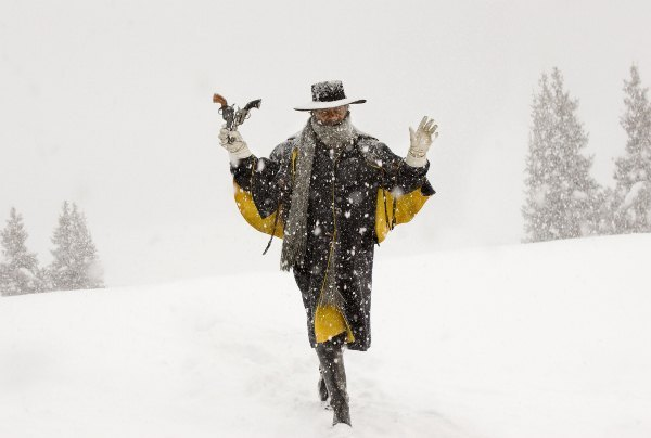Samuel L. Jackson The Hateful Eight Los Odiosos Ocho Tarantino