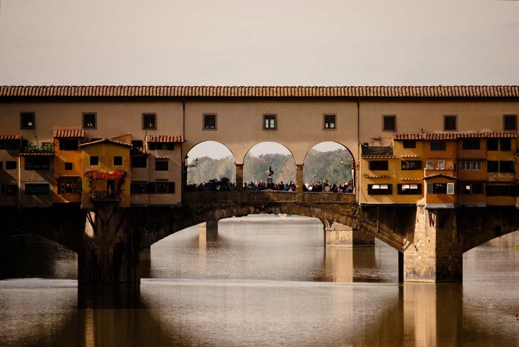 Toscana - Florencia - Río Arno - Ponte Vecchio - Maldita Cultura Magazine