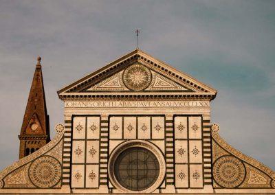Toscana - Florencia - Santa María Novella