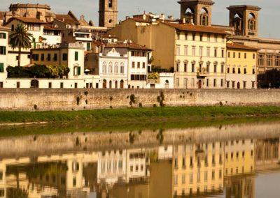 Toscana - Florencia - Río Arno
