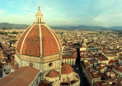 Toscana - Florencia - Santa María dei Fiore - Cúpula Brunelleschi