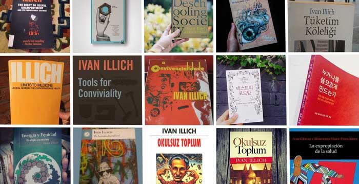 Ivan Illich - Bibliografia - Libros - Maldita Cultura Magazine