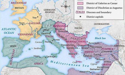 Diocleciano, la tetrarquía y el gran «depende»