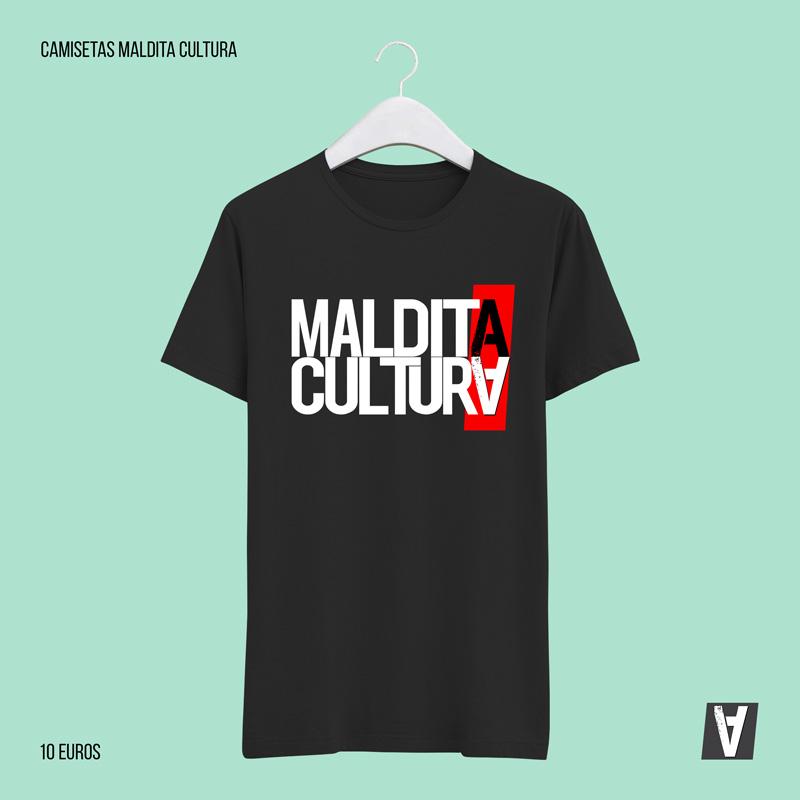 MalditaTienda-Camiseta_Negra