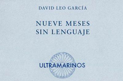 Dígame un color – Nueve meses sin lenguaje (David Leo García)